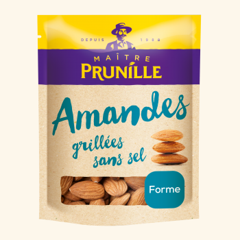 Photo de la recette <span>Shelled unsalted toasted almonds</span>
