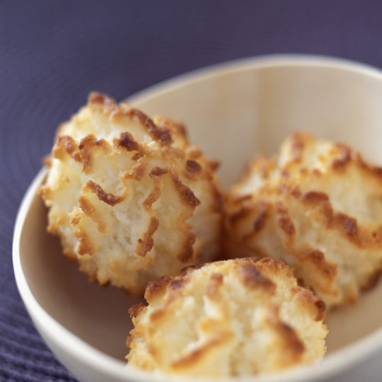 Photo de la recette <span>Coconut Balls</span>