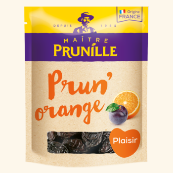Photo de la recette <span>Prun'Orange</span>