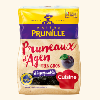 Photo de la recette <span>PITTED AGEN PRUNES 44/55</span>