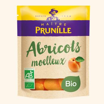 Photo de la recette <span>Abricots Moelleux Bio</span>