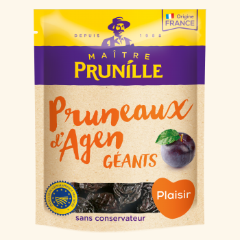 "Photo de la recette <span>""Giant Agen prunes ""</span>"
