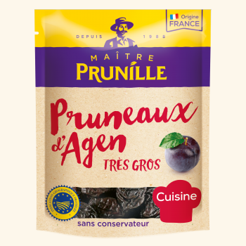 Photo de la recette <span>Agen prunes 44/55 SC 35%</span>