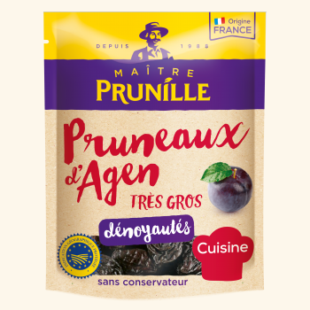 Photo de la recette <span>PITTED AGEN PRUNES SC 35%</span>