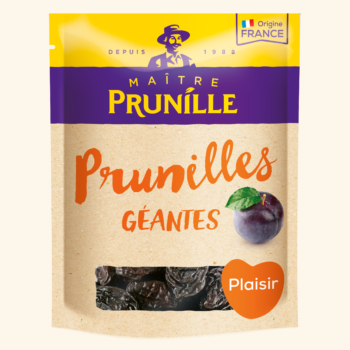 Photo de la recette <span>Giant prunes</span>