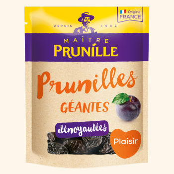 Photo de la recette <span>Pitted giant prunes</span>