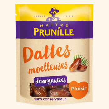 Photo de la recette <span>Pitted soft dried dates</span>