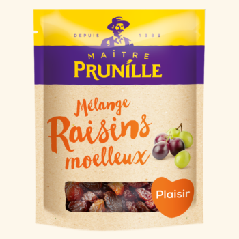 Photo de la recette <span>Mixed soft dried raisins</span>