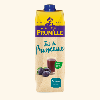 Photo de la recette <span>Prune juice without added sugar</span>