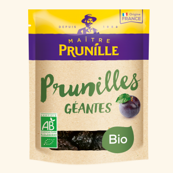 Photo de la recette <span>Giant organic prunes</span>