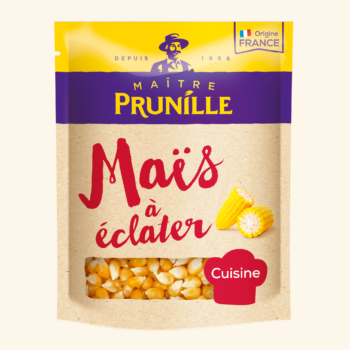 Photo de la recette <span>POPCORN KERNELS – Product of France</span>