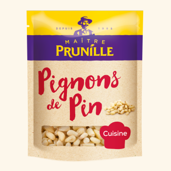 Photo de la recette <span>PINE NUTS</span>