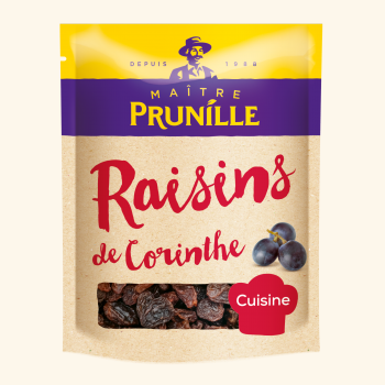 Photo de la recette <span>Soft dried golden raisins</span>