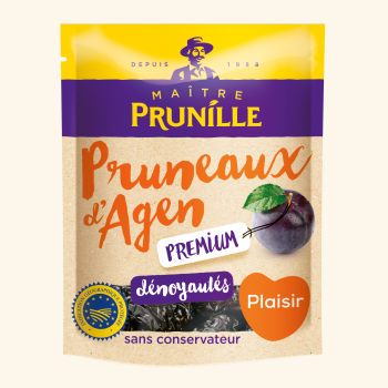 Photo de la recette <span>Pitted premium Agen prunes</span>