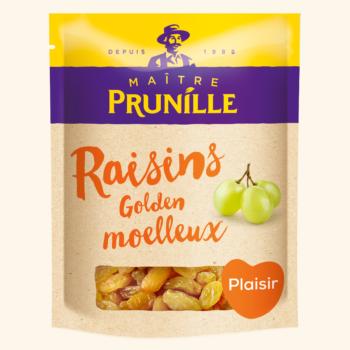 Photo de la recette <span>Raisins Golden Moelleux</span>