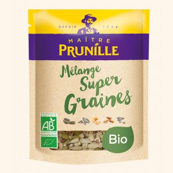 Photo de la recette <span>Mélange super graines</span>