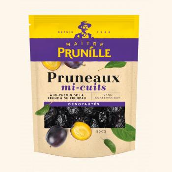 Photo de la recette <span>Pruneaux mi-cuits Dénoyautés</span>