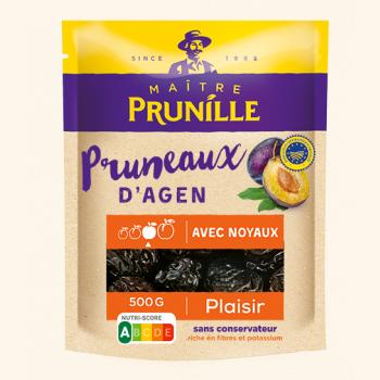 Photo de la recette <span>Pruneaux d'Agen avec Noyaux</span>
