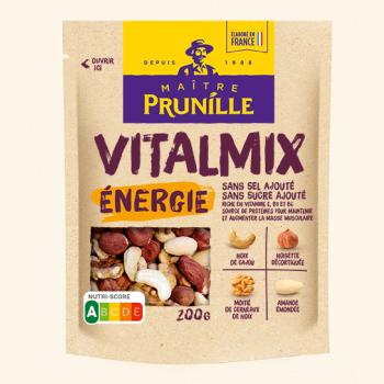 Photo de la recette <span>Vitalmix Énergie</span>