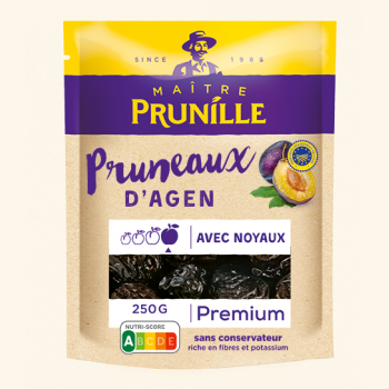Photo de la recette <span>Premium Agen prunes</span>