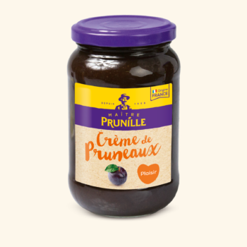 Photo de la recette <span>Crème de pruneaux (prune purée with sugar)</span>
