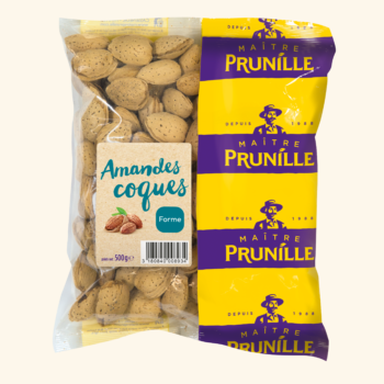 Photo de la recette <span>Almonds in the shell</span>
