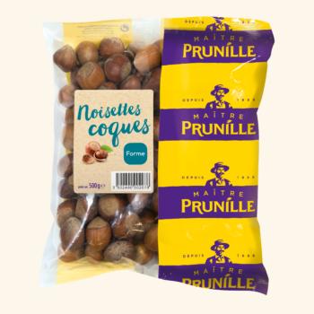 Photo de la recette <span>Hazelnuts in the shell</span>