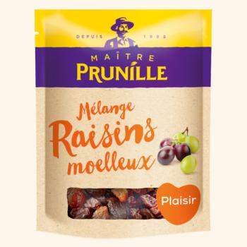 Photo de la recette <span>Mixed soft dried raisins</span>