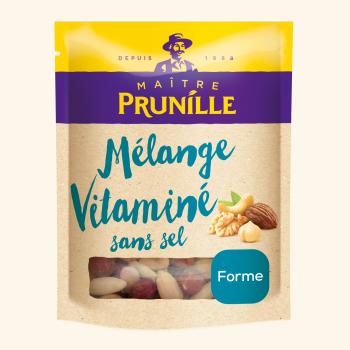 Photo de la recette <span>Unsalted mixed nuts</span>