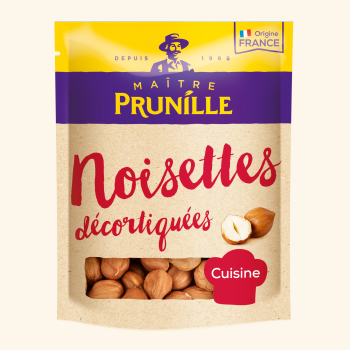 Photo de la recette <span>NOISETTES DECORTIQUEES – Produit de France</span>