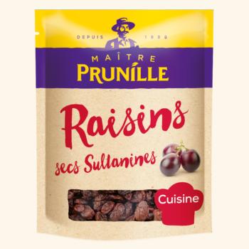 Photo de la recette <span>RAISINS SECS GOLDEN</span>