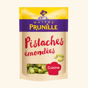 Photo de la recette <span>PISTACHES EMONDEES</span>