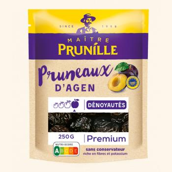 Photo de la recette <span>Pitted premium Agen prunes</span>