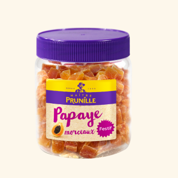 Photo de la recette <span>Papaya pieces</span>