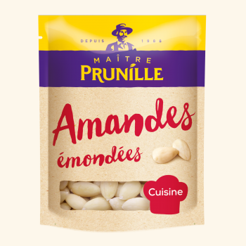 Photo de la recette <span>AMANDES EMONDEES</span>