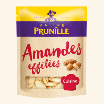 Photo de la recette <span>AMANDES EFFILEES</span>