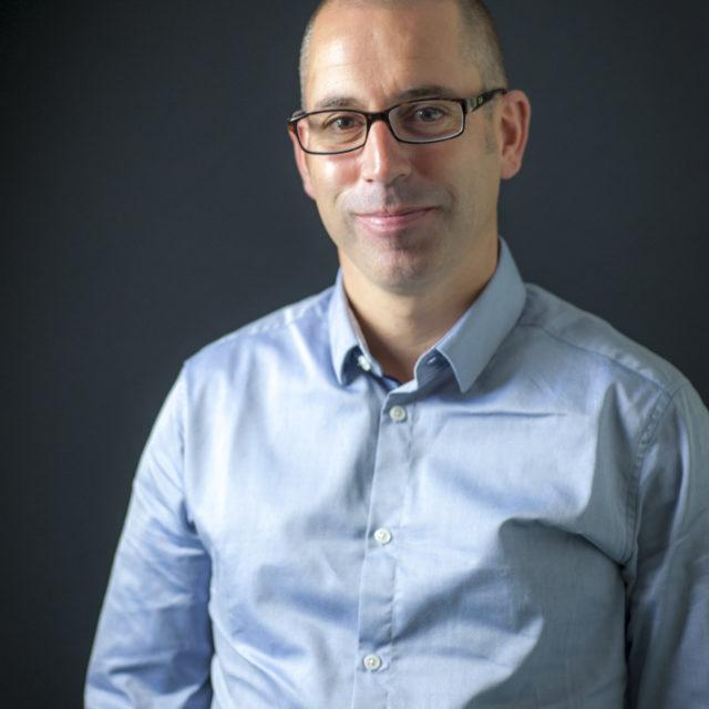 Nicolas Mortemousque Vice Président