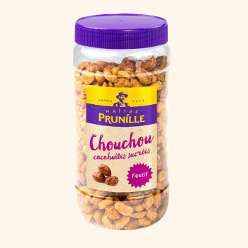 Photo de la recette <span>Caramelised peanuts</span>