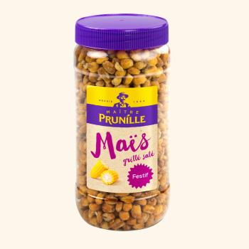 Photo de la recette <span>Roasted corn snack (without palm oil)</span>