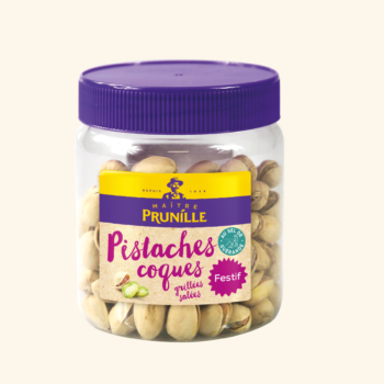 Photo de la recette <span>Roasted salted pistachios in the shell</span>