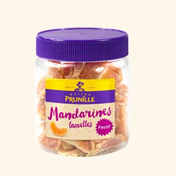 Photo de la recette <span>Mandarines en lamelles</span>