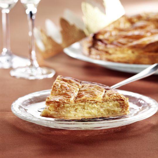 Photo de la recette <span>Galette des Rois (French epiphany cake)</span>