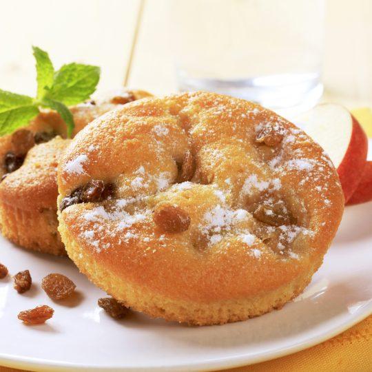 Photo de la recette <span>Raisin cupcakes</span>