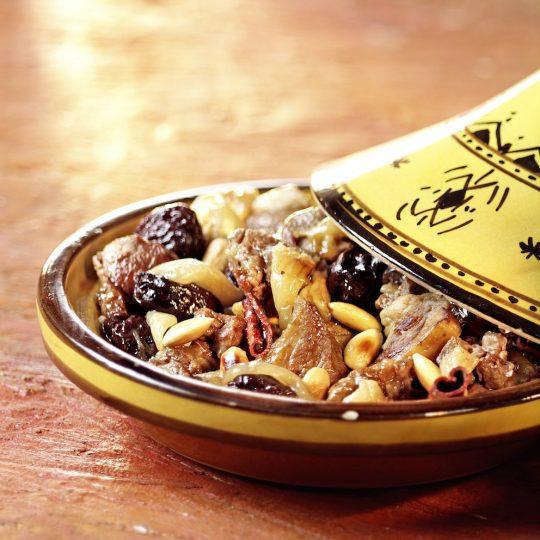 Photo de la recette <span>Lamb tagine with prunes</span>