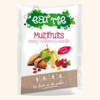 Photo de la recette <span>Multifruits: mix of raisins, almonds, and cranberries</span>