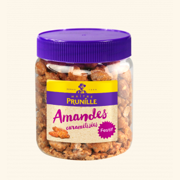 Photo de la recette <span>Amande caramel</span>