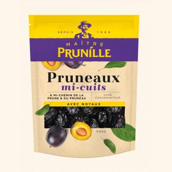 Photo de la recette <span>Pruneaux mi-cuits avec noyaux</span>
