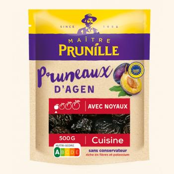 Photo de la recette <span>Agen prunes 44/55 SC 35%</span>