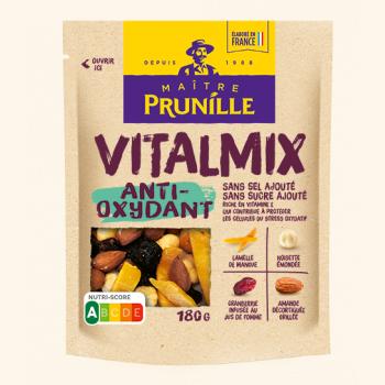 Photo de la recette <span>Vitalmix Anti-Oxydant</span>