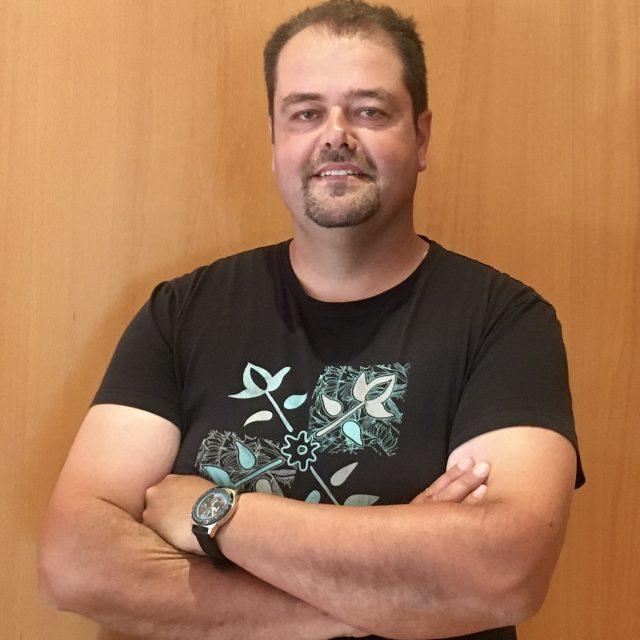 Marc BIRAU vice-président